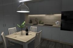 Bosmańska - kuchnia nowoczesna