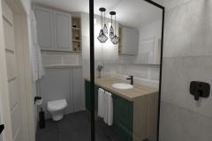 GDY_Bosmańska 42_LAZ_prysznic na umywalkę