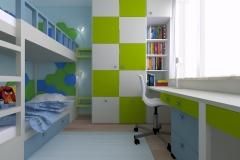 Pokój dla chłopców - na szafę i regał