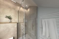 Na prysznic