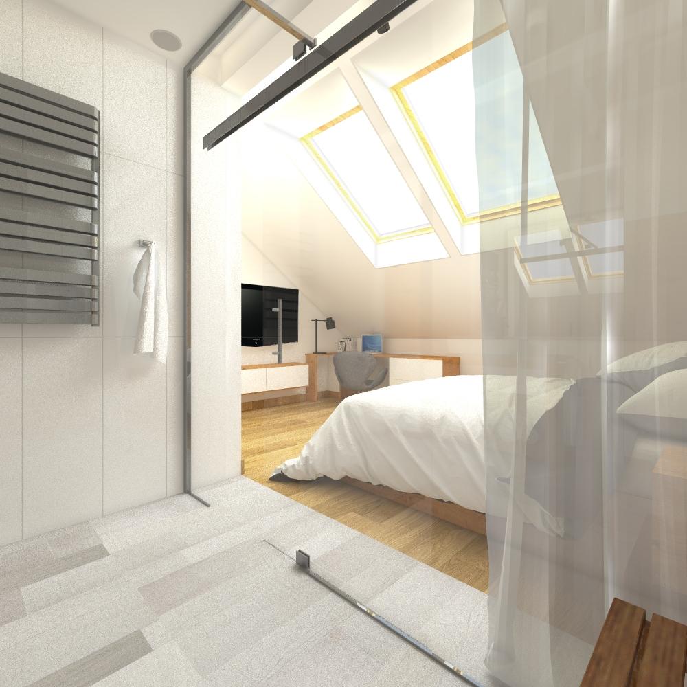 GDY_Zielona Laguna_sypialnia_M_z łazienki na sypialnię 2_2