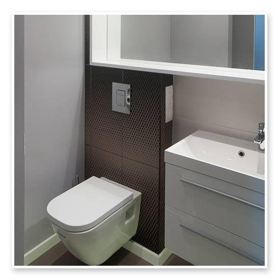 Remont łazienki Gdynia Lipowa Chatanowa Aranżacja