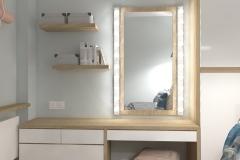 Sypialnia - toaletka